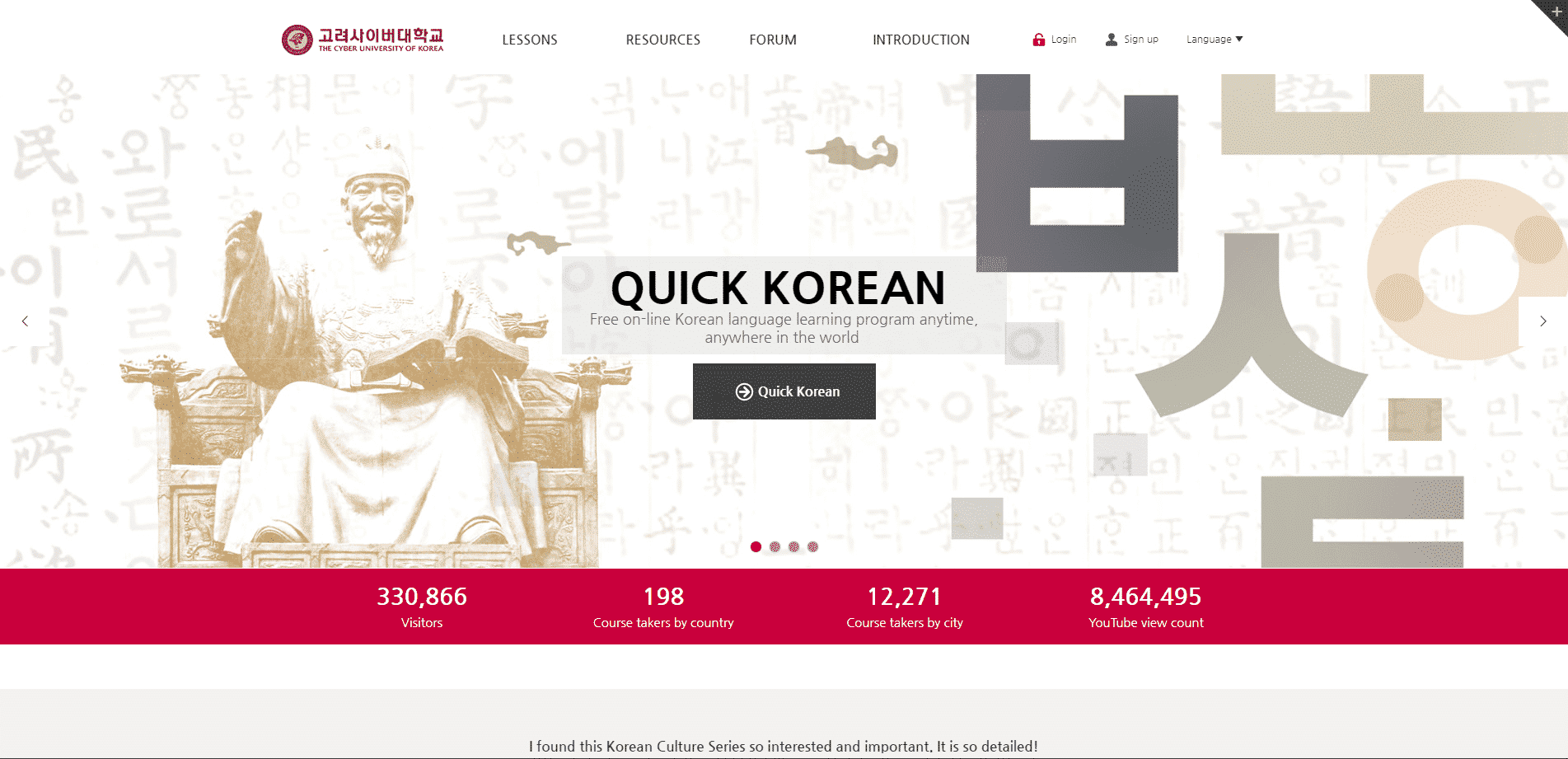 korean learn korean lessons online