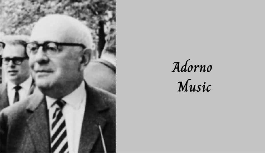 Adorno Music