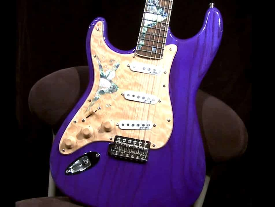 All About Raven West Guitars