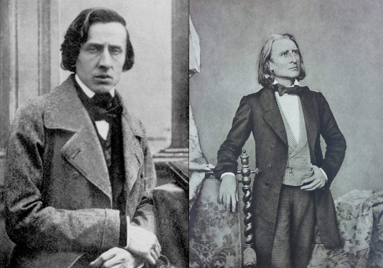 Chopin Vs Liszt