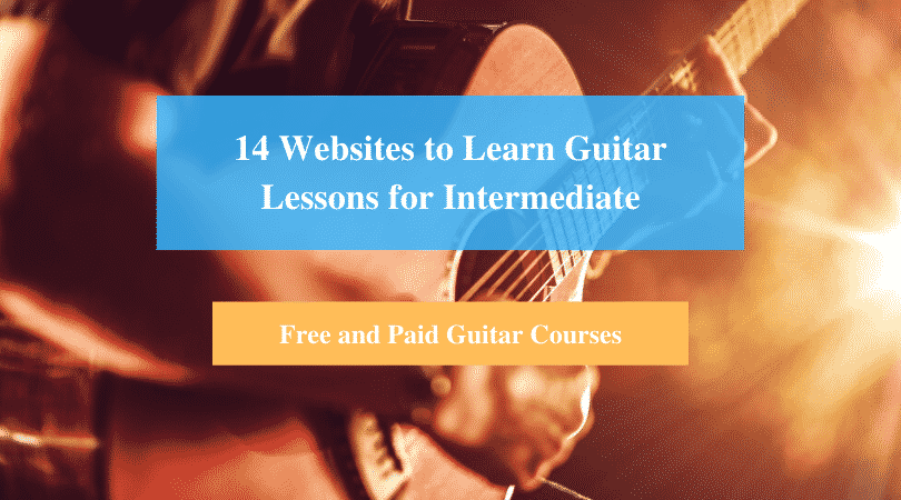 Learn Classical Guitar Lessons for Intermediate