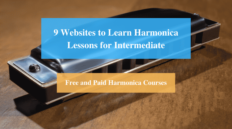 Learn Harmonica Lessons for Intermediate