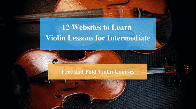Learn Violin Lessons for Intermediate