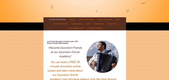 accordiononlineacademy learn accordion lessons online