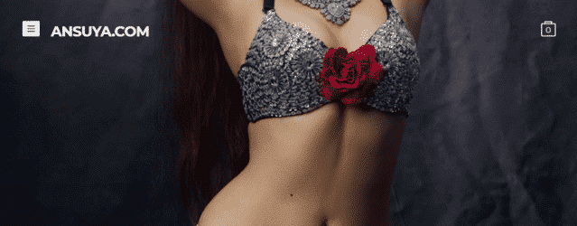 Ansuya Learn Belly Dance Lessons Online