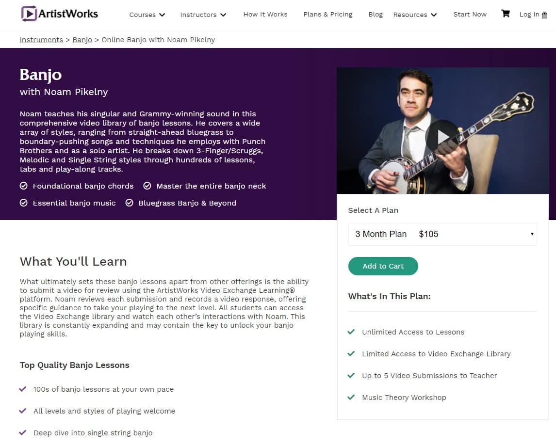 artistworks-Noam-Pikelny-Banjo-lesson-review