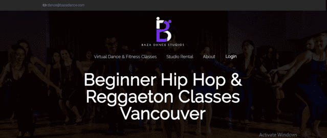 Bazadance Learn Hip Hop Lessons Online