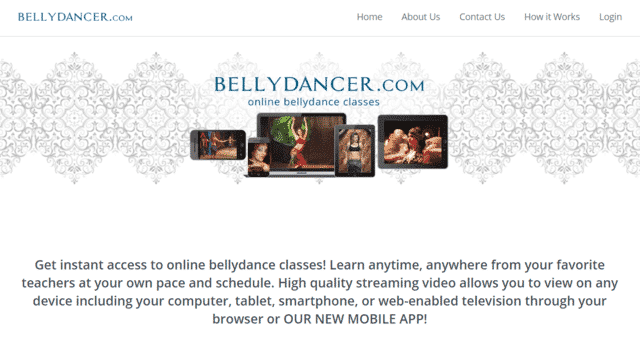 Bellydancer Learn Belly Dance Lessons Online