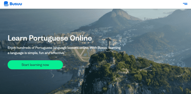Busuu Learn Portuguese Lessons Online