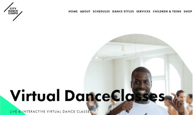 Citydancecorps Learn Dance Lessons Online