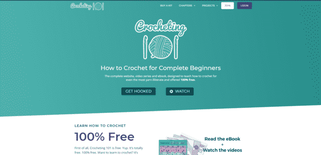 Crocheting101 Learn Crocheting Lessons Online