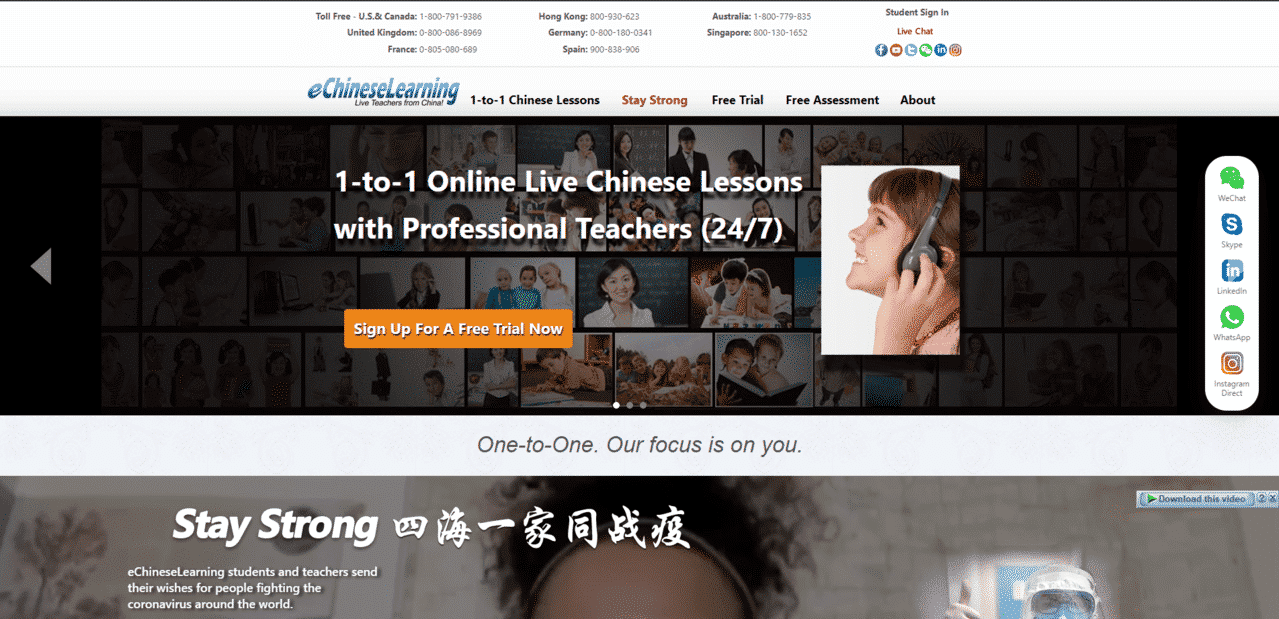 Echineselearning Learn Chinese Lessons Online