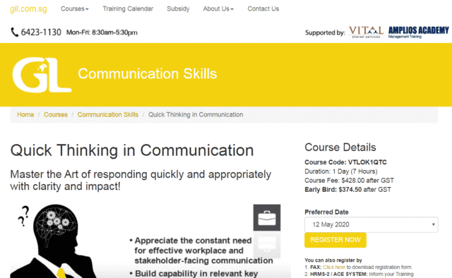 GIL Learn Thinking And Communication Lessons Online