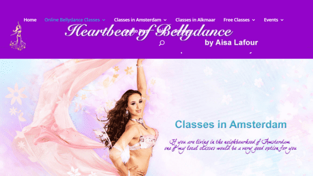 Heartbeatofbellydance Learn Belly Dance Lessons Online