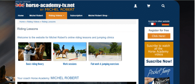 HorseAcademy Learn Horse Riding Lessons Online