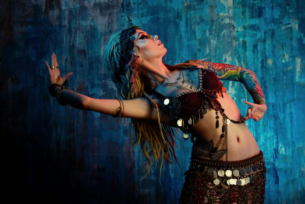 Learn Belly Dance Lessons Online