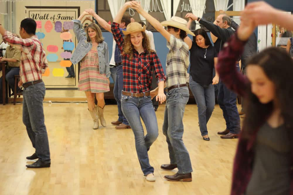 Learn Country Dance Lessons Online