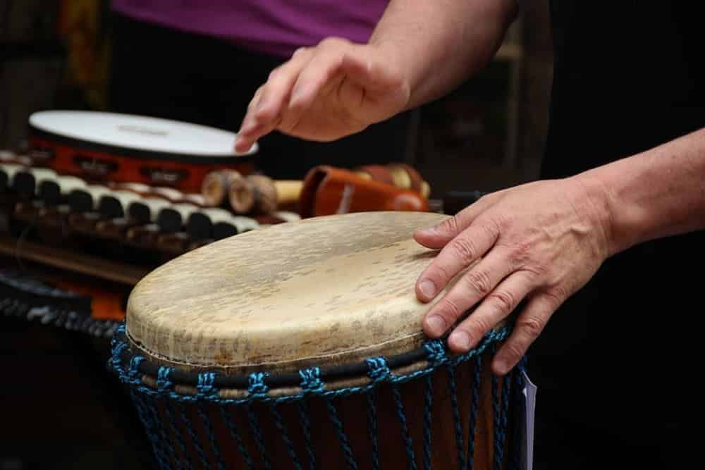 Learn Djembe Lessons Online