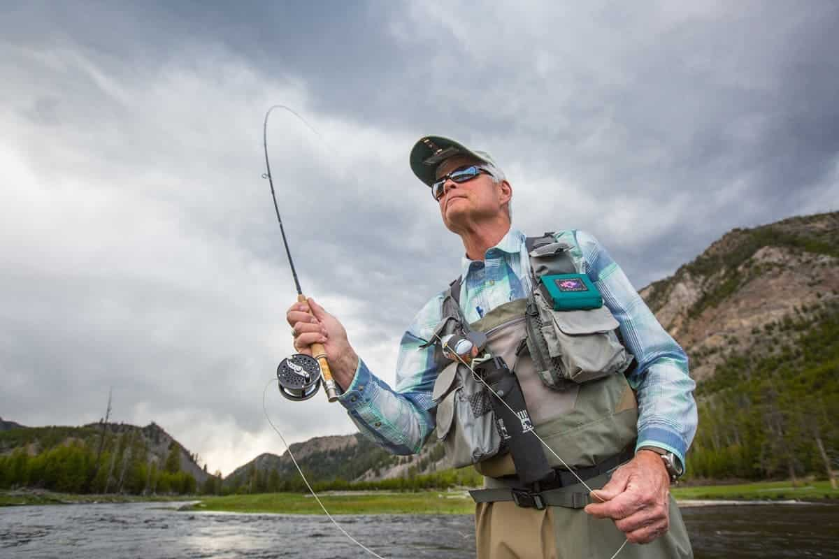 Learn Fly Fishing Lessons Online