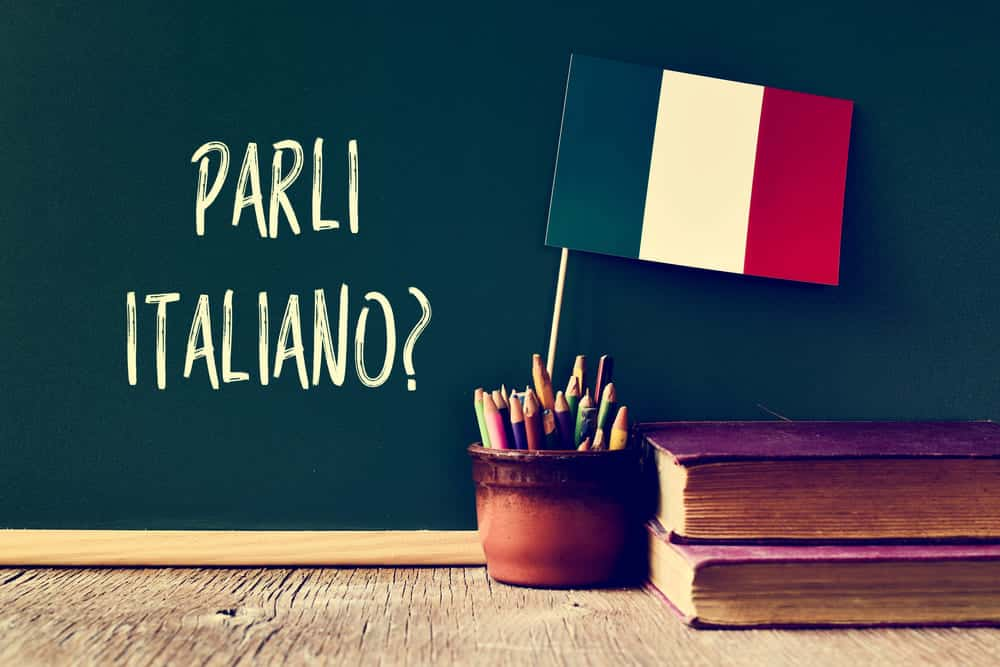 Learn Italian Lessons Online