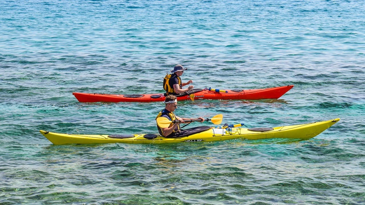 Learn Kayak Lessons Online