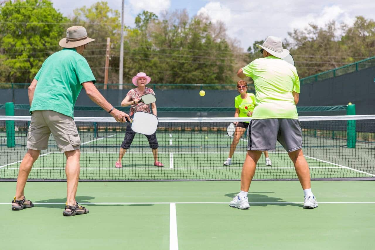 Learn Pickleball Lessons Online