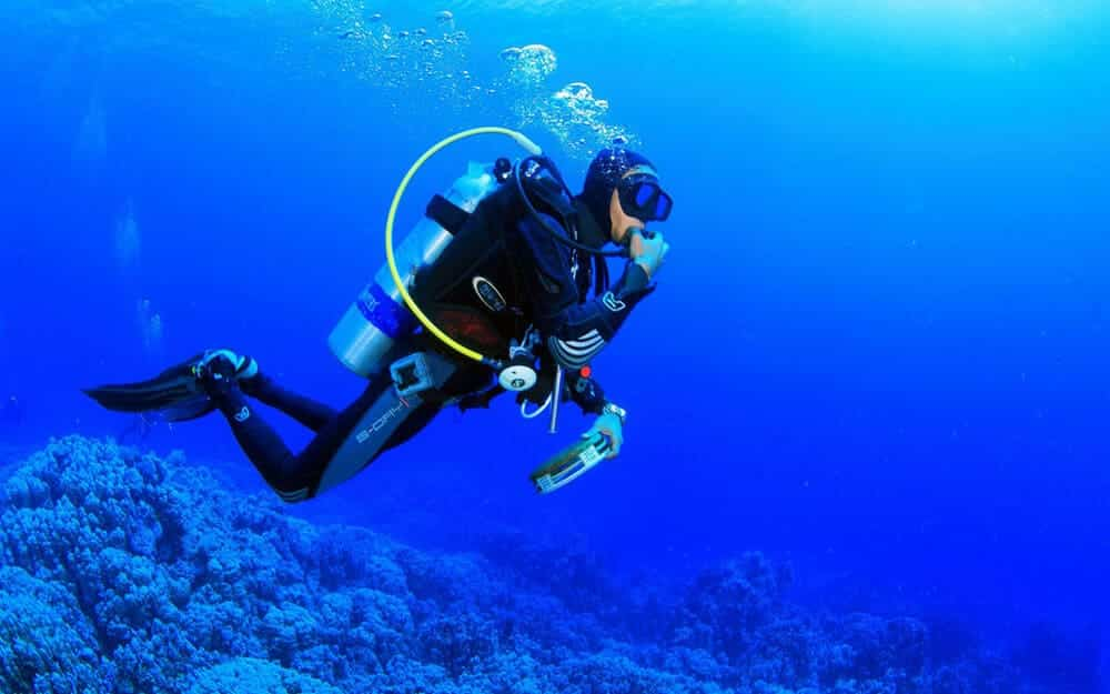 Learn Scuba Diving Lessons Online