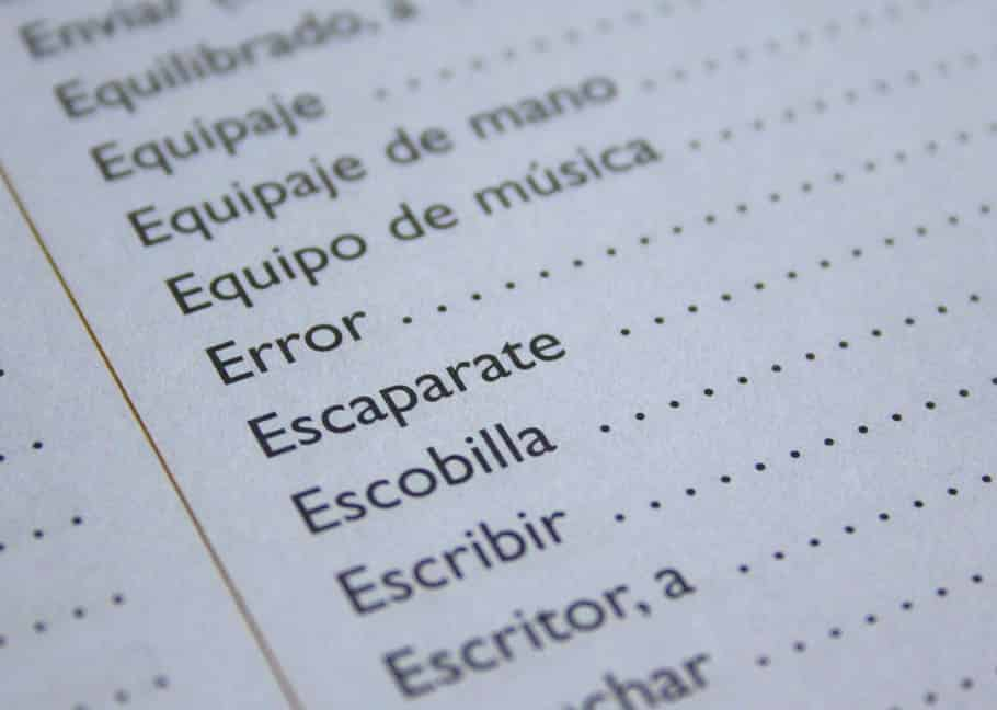 Learn Spanish Lessons Online