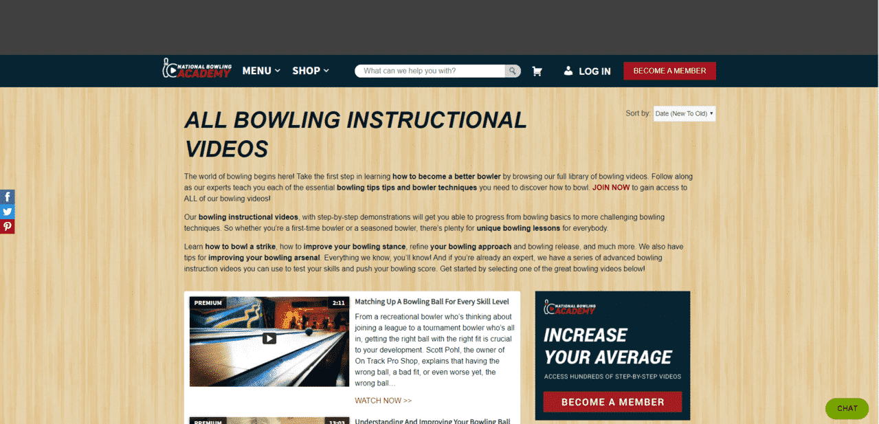 Nationalbowlingacademy Learn Bowling Lessons Online