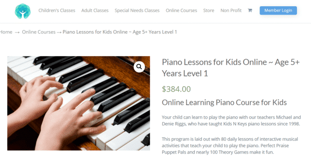 Perfectpraisemusic Learn Kids Piano Lessons Online