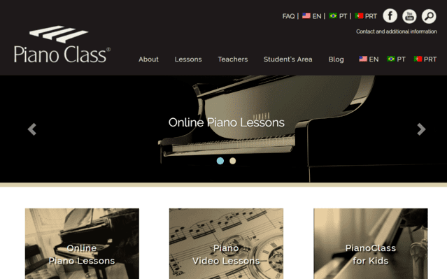 Pianoclass Learn Kids Piano Lessons Online