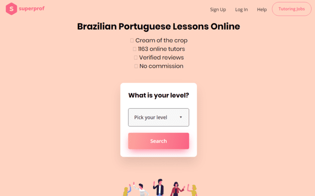 Superprof Learn Portuguese Lessons Online