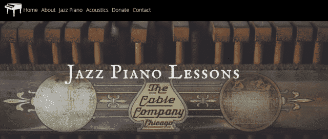 Thejazzpianosite Learn Jazz Piano Lessons Online