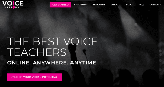 Voicelessons Learn Voice Lessons Online
