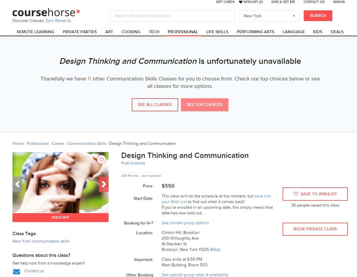 Coursehorse Learn Thinking And Communication Lessons Online