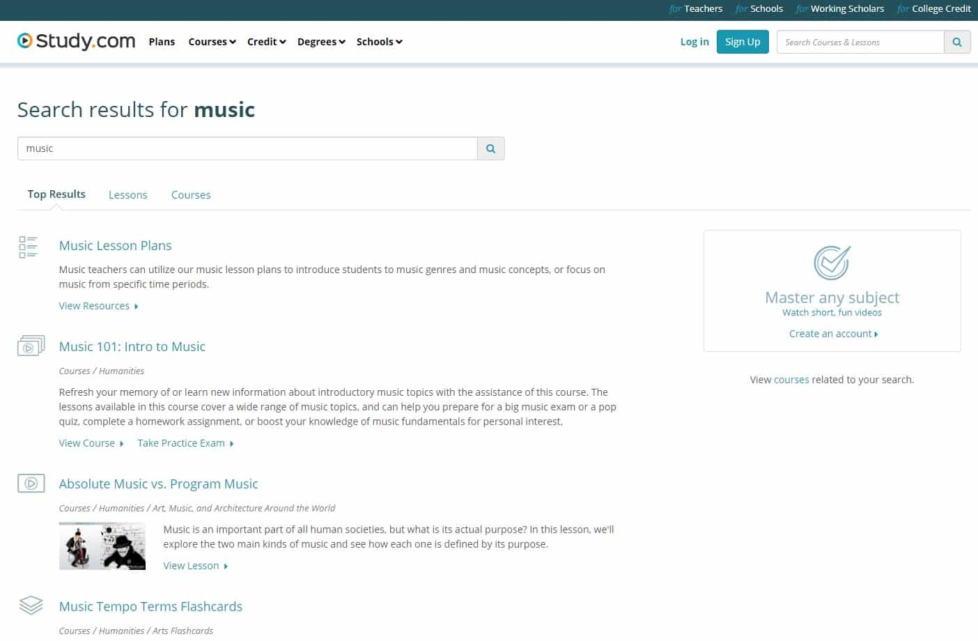 Study Learn Music Lessons Online