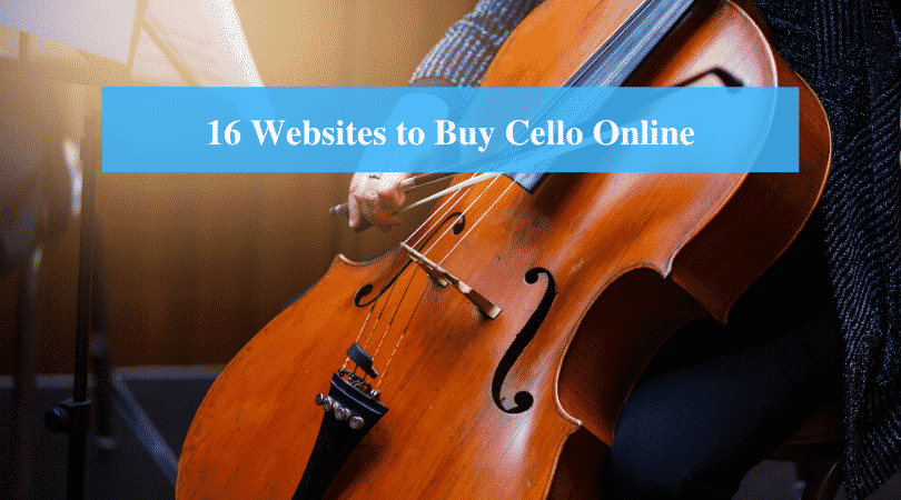 Websites to Buy Cello Online