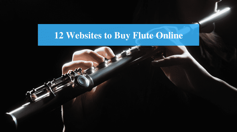 Websites to Buy Flute Online