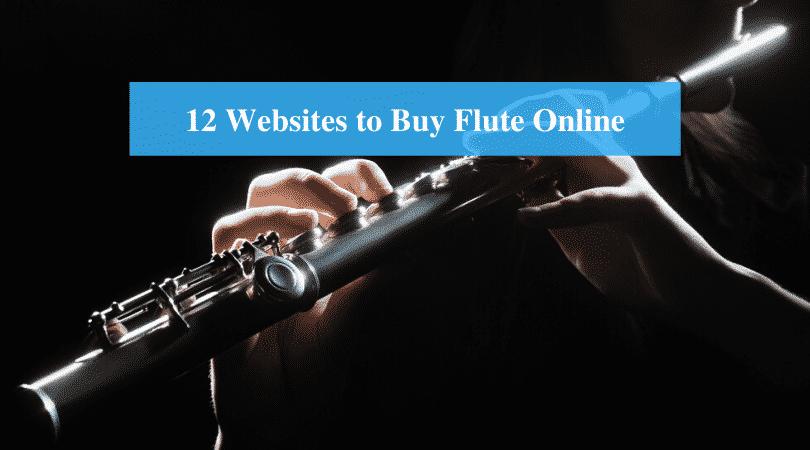 Websites to Buy Flute Online