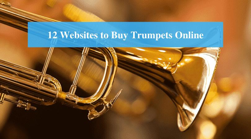 Websites to Buy Trumpets Online