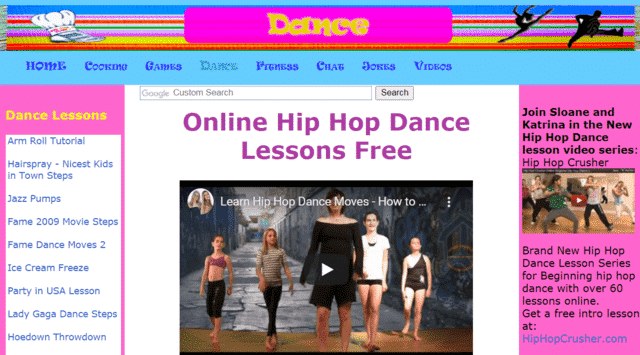 fitforafeast learn hip hop dance lessons online