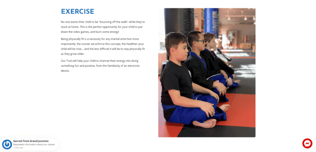 grandjunctionmartialarts learn martial arts lessons online