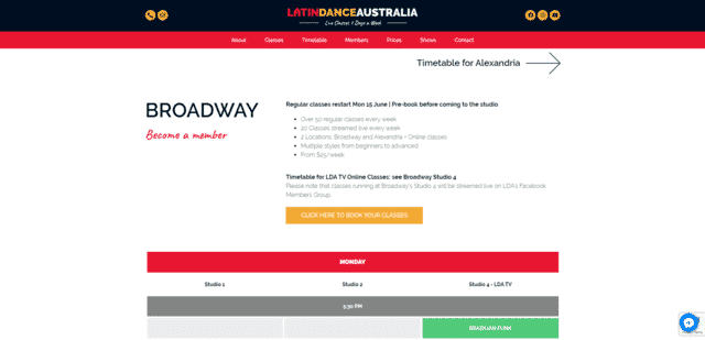 latindanceaustralia learn latin dance lessons online