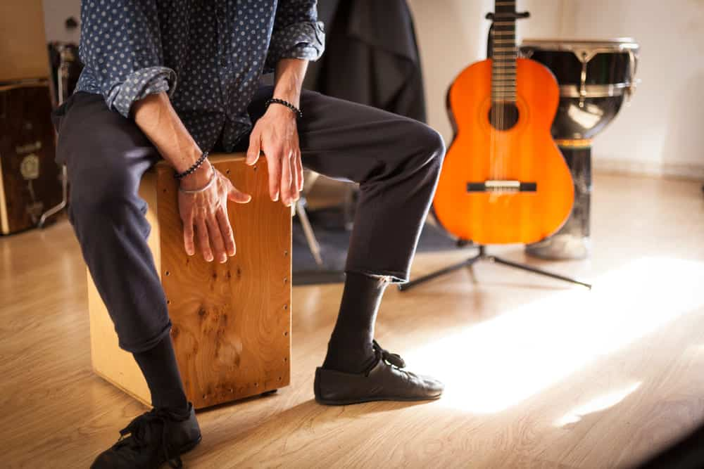 Learn Cajon Lessons Online