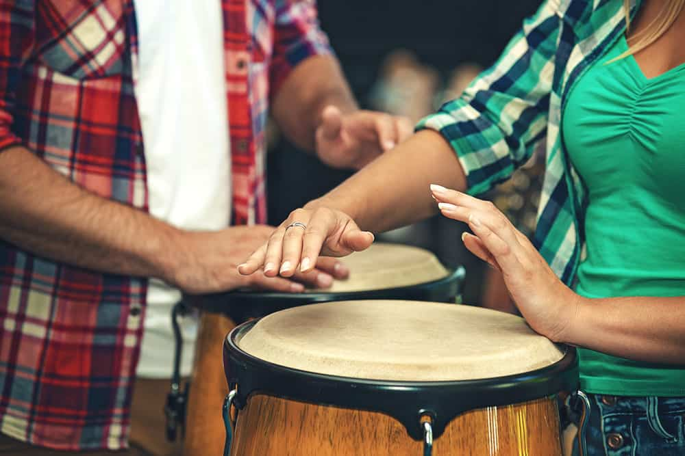 Learn Conga Lessons Online