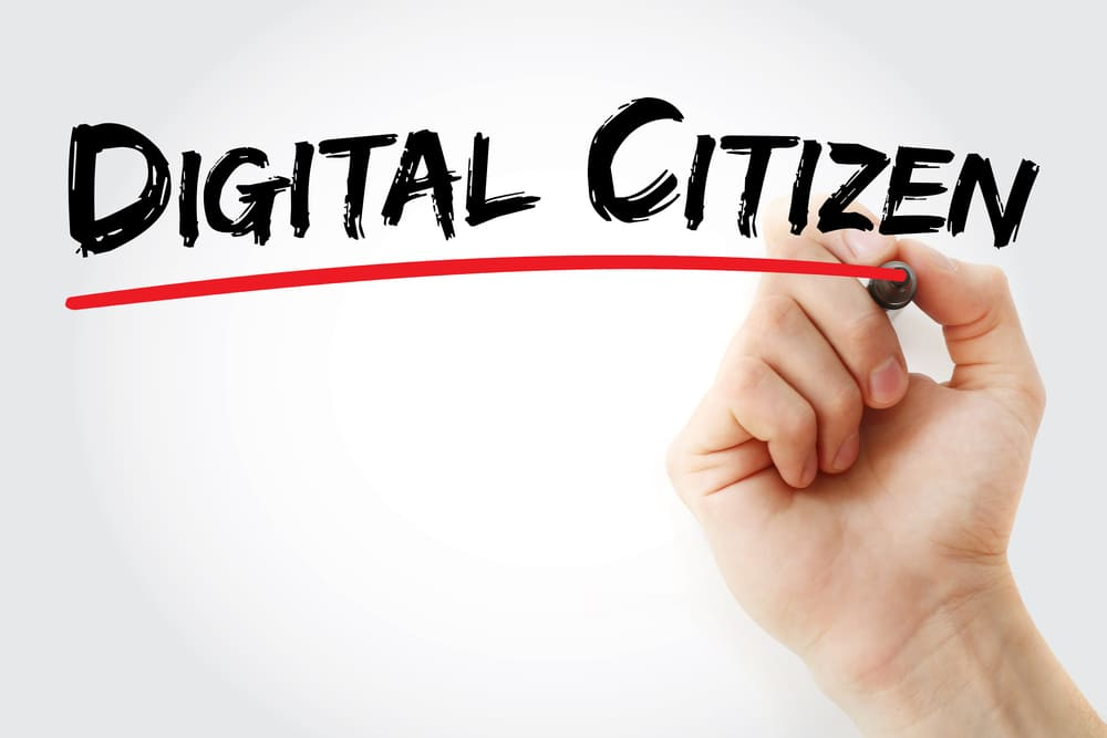 learn digital citizenship lessons online