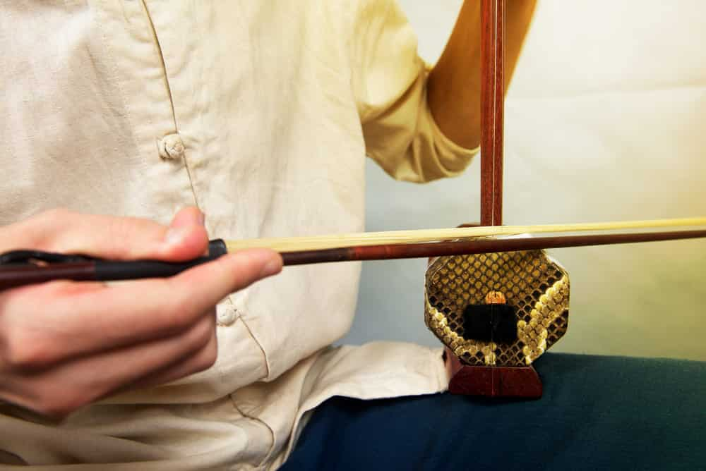 learn erhu lessons online