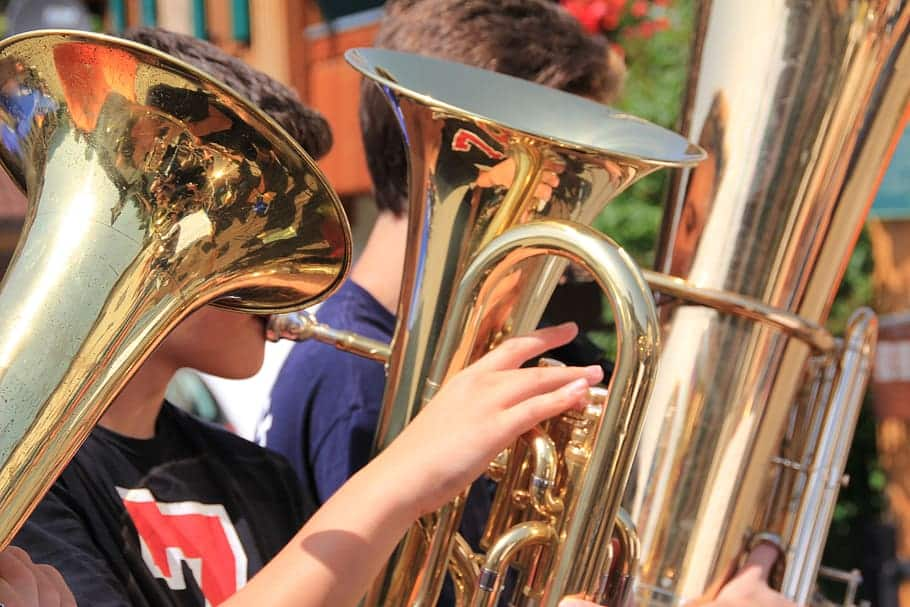 learn euphonium lessons online
