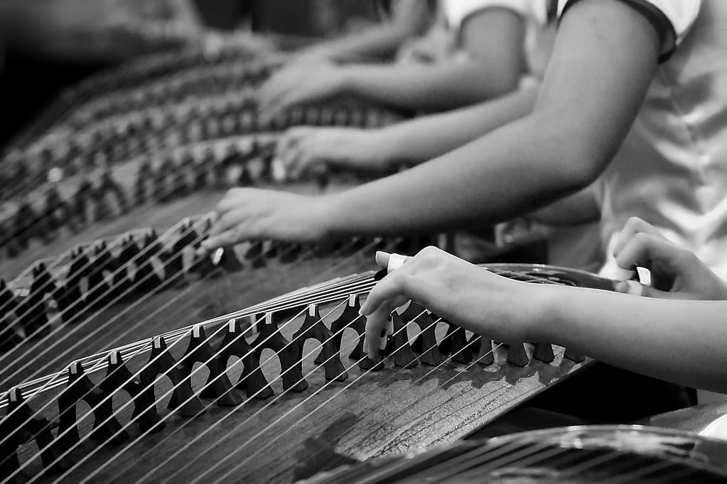 learn guzheng lessons online