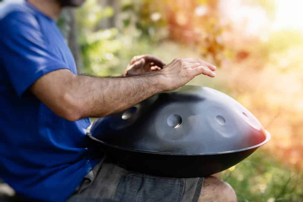 learn handpan lessons online